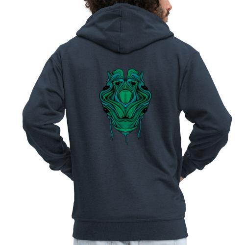 Creature - Men's Premium Hooded Jacket