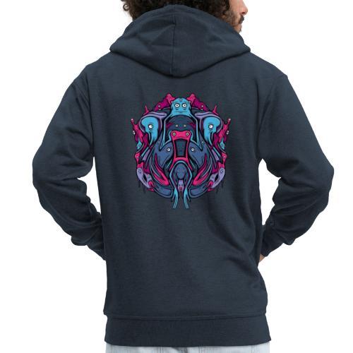 Insight - Men's Premium Hooded Jacket