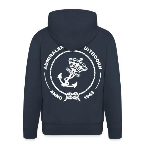logo admiralengroep 2012 - Mannenjack Premium met capuchon