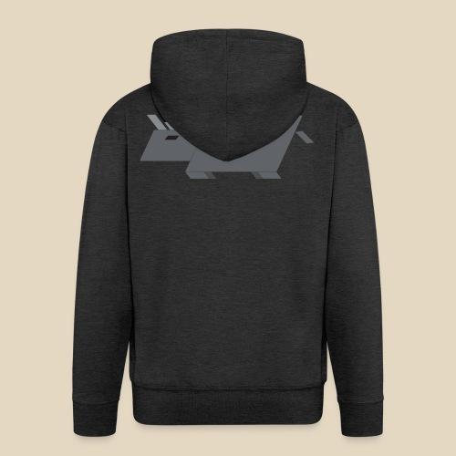 Rhino - Veste à capuche Premium Homme
