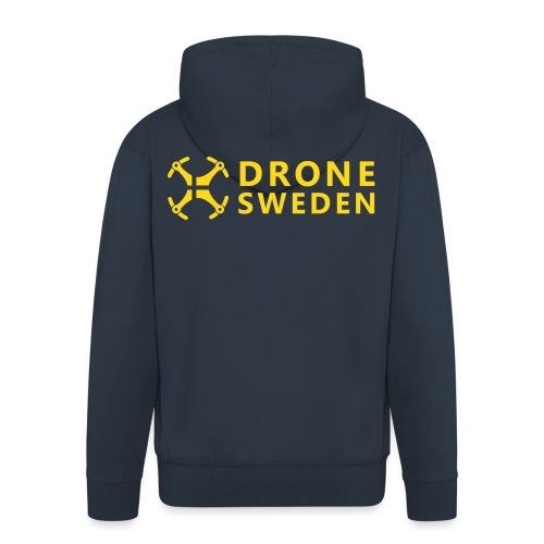 Drone Sweden Logo jacka - Premium-Luvjacka herr