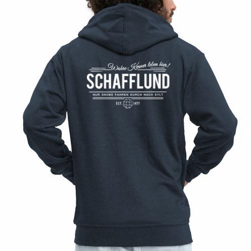 Schafflund - für Kenner 2 - Männer Premium Kapuzenjacke