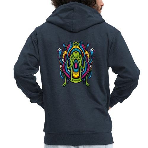 Sense - Men's Premium Hooded Jacket