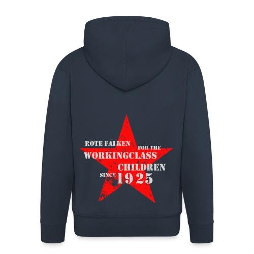 2015 RF Workingclass - Männer Premium Kapuzenjacke