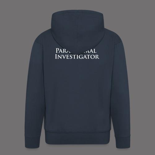 paranormal Investigator - Men's Premium Hooded Jacket