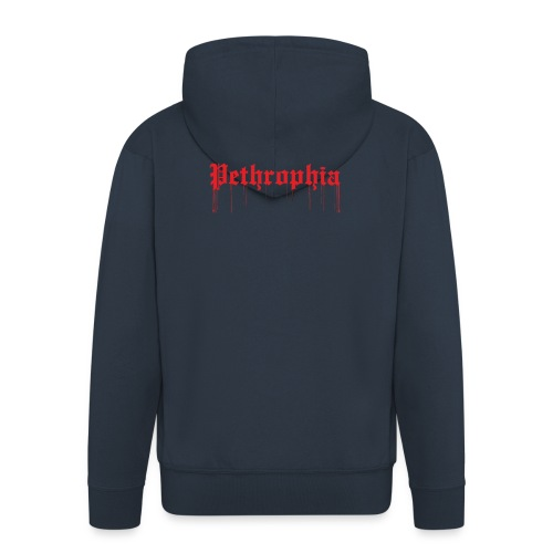 just_pethrophia - Men's Premium Hooded Jacket