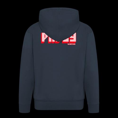 SNAPBACK PAVO9 - Men's Premium Hooded Jacket