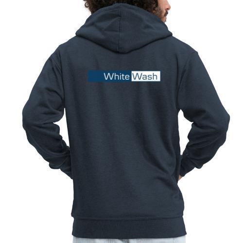 White Wash - Herre premium hættejakke