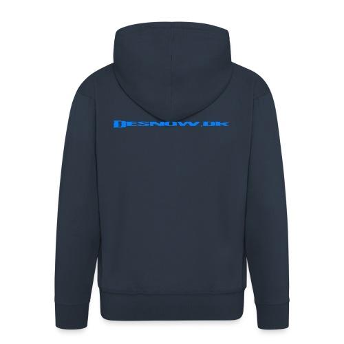 Desnow blue - Herre premium hættejakke