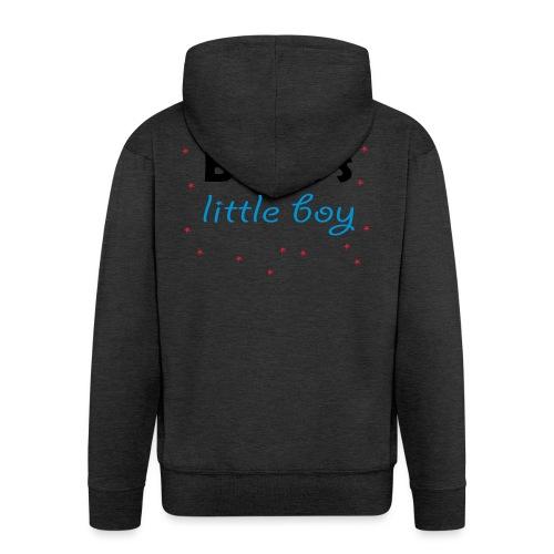 Baba's litte boy Babybody - Männer Premium Kapuzenjacke