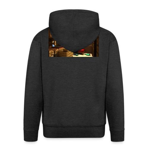 TRadeOfNorway T-Skjorte - Premium Hettejakke for menn