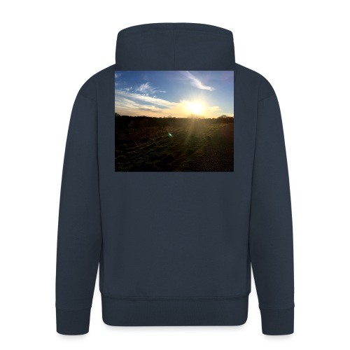Image - Men's Premium Hooded Jacket