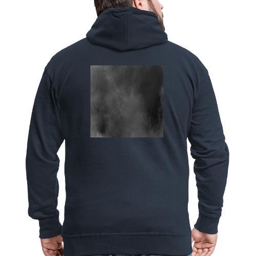 Das schwarze Quadrat | Malevich - Männer Premium Kapuzenjacke