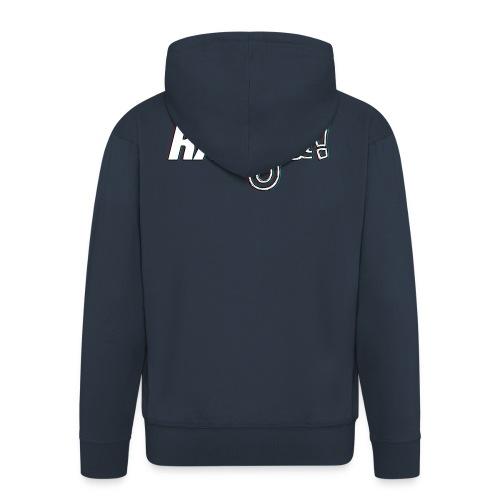 RADYO! - T-Shirt - Männer Premium Kapuzenjacke