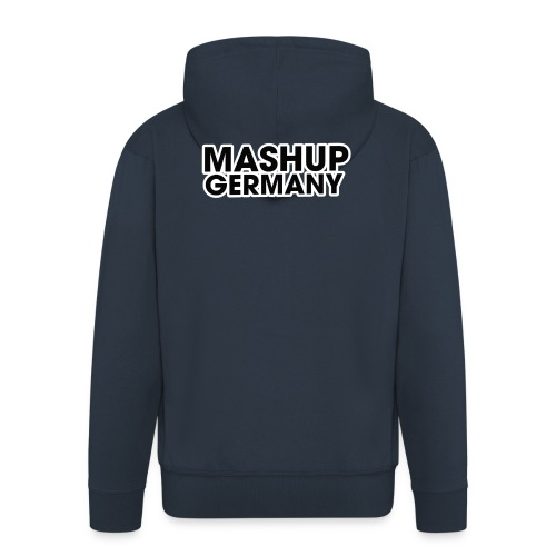 Mashup-Germany Shirt Long (Men) - Männer Premium Kapuzenjacke