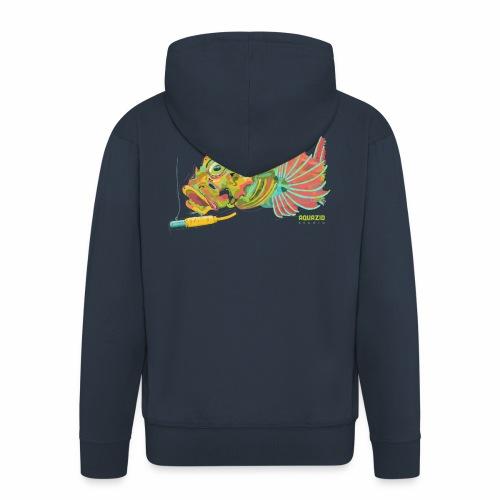'Scorp' - Long Spined Sea Scorpion - LRF - Men's Premium Hooded Jacket