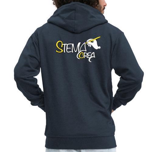 Stema CREA Logo - Veste à capuche Premium Homme