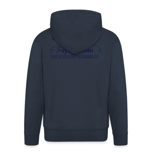 Stoffbeutel: Kindergartenpädagogin - Männer Premium Kapuzenjacke