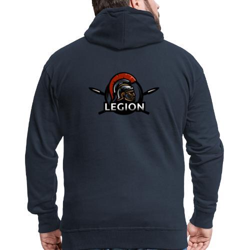 13. Legion - Männer Premium Kapuzenjacke