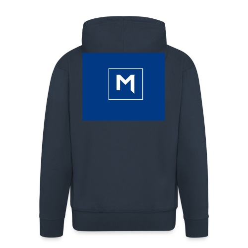 iko2u - Men's Premium Hooded Jacket
