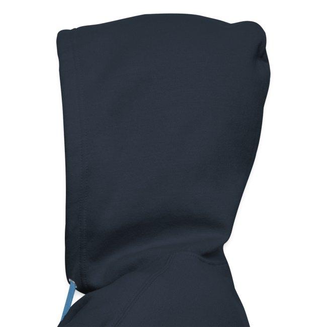 Vorschau: Vorsicht vor dem Frauchen - Männer Premium Kapuzenjacke