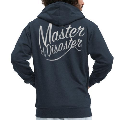Meister der Katastrophe - Männer Premium Kapuzenjacke