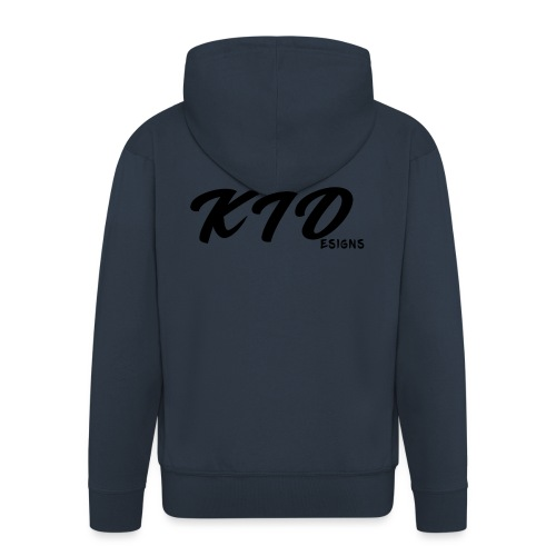 KIDesigns - Men's Premium Hooded Jacket
