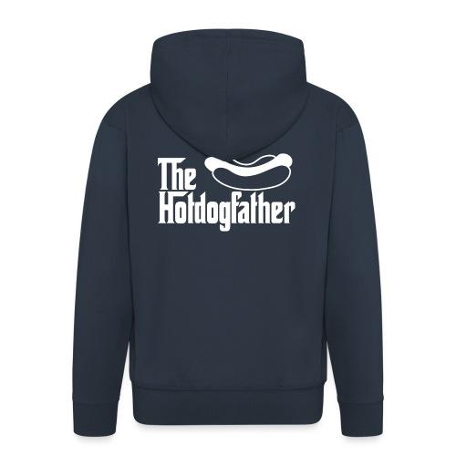 The Hotdogfather - Chaqueta con capucha premium hombre