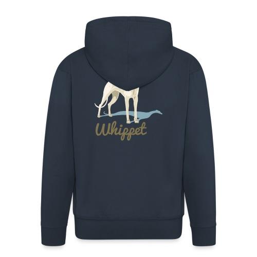 Whippet - Männer Premium Kapuzenjacke