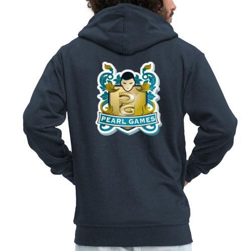 PEARL GAMES - Veste à capuche Premium Homme