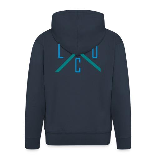 X-BLOC - Männer Premium Kapuzenjacke