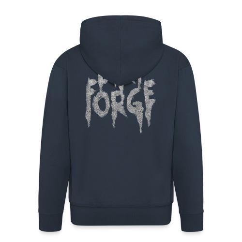 Dirt Forge Gravel t-shirt - Herre premium hættejakke