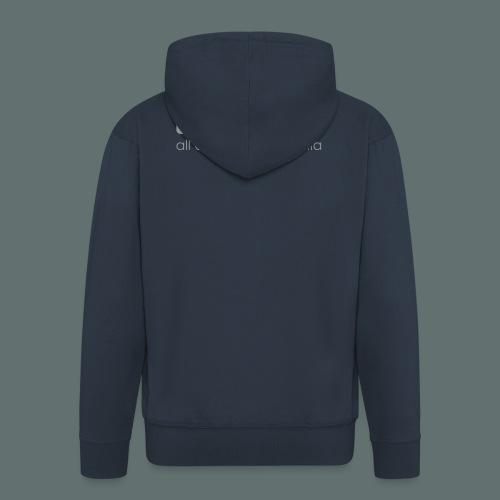 WERFT6 all dimensional media eps - Männer Premium Kapuzenjacke