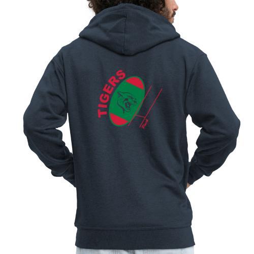 TIGERS - Veste à capuche Premium Homme