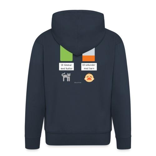Livsbatteriet KATT - Premium-Luvjacka herr