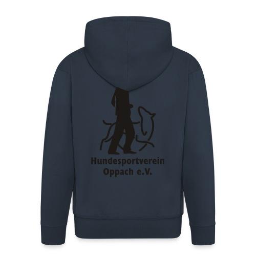 logo hsv - Männer Premium Kapuzenjacke