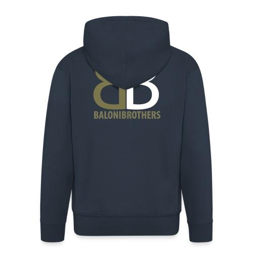 BB-BaloniBrothers Logo - Premium Hettejakke for menn