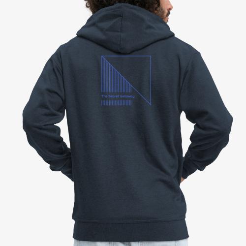 The Secret Getaway - Men's Premium Hooded Jacket