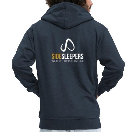 Sidesleepers - Männer Premium Kapuzenjacke