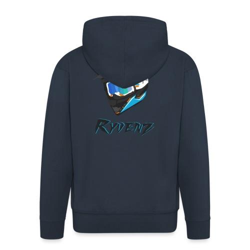 PULL RYVENZ N2 - Veste à capuche Premium Homme