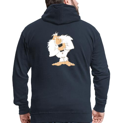 Mobile Yeti Big - Männer Premium Kapuzenjacke