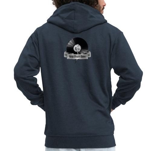 Badge - Men's Premium Hooded Jacket