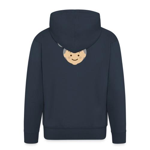 Mr Mousey | Ibbleobble - Men's Premium Hooded Jacket