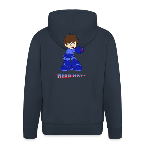 MegaKryl! - Men's Premium Hooded Jacket