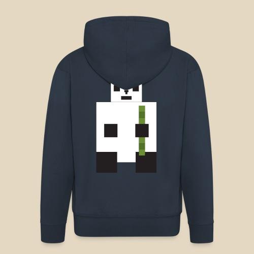 Panda - Veste à capuche Premium Homme