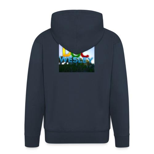 DGC - Mannenjack Premium met capuchon