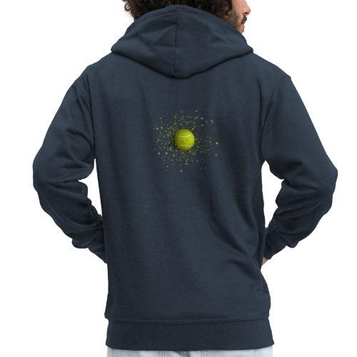 Balle de TENNIS - Veste à capuche Premium Homme
