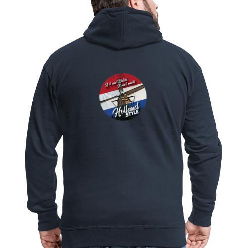 Holland Style (IIADIAM) - Männer Premium Kapuzenjacke