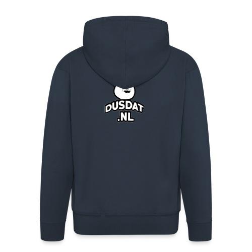Dusdat Clothing - Mannenjack Premium met capuchon