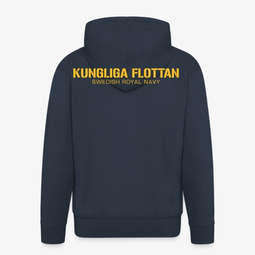 Kungliga Flottan - Swedish Royal Navy - Premium-Luvjacka herr
